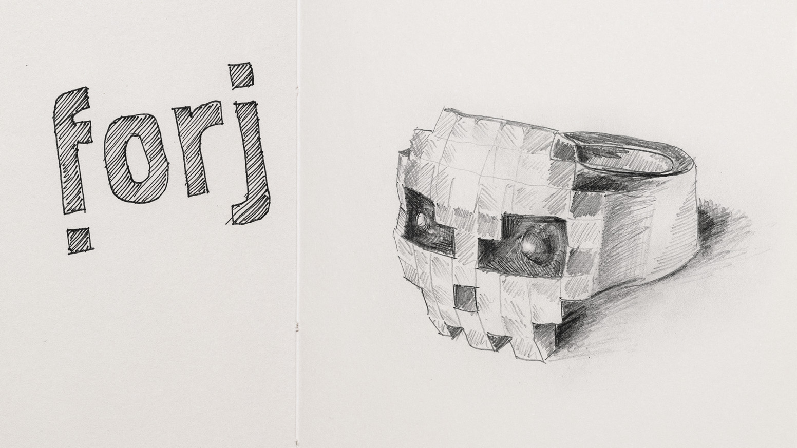 forj sketchbook